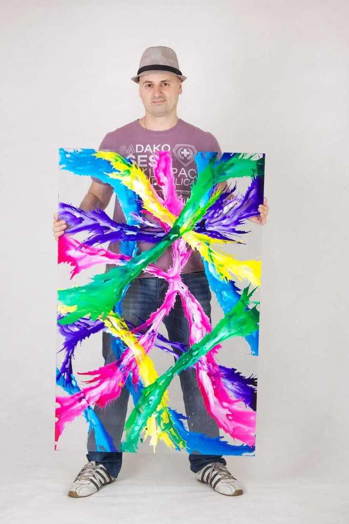 Perspex Art Promo